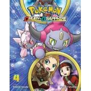Pokemon Omega Ruby Alpha Sapphire, Vol. 4 by Hidenori Kusaka