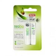 NeoBio Natural Cosmetic, Niemcy Pomadka ochronna aloesowo-oliwkowa EKO 2 x 4,8g