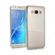 Husa Ultra Slim Samsung Galaxy J5 2016 Silicon Transparent