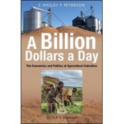A Billion Dollars a Day by E.Wesley F. Peterson