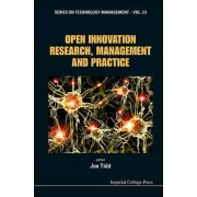 Open Innovation Research, Management and Practice by Joe Tidd