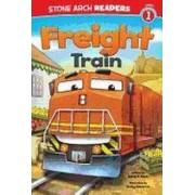 Freight Train by Adria F Klein