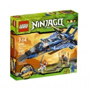 LEGO Ninjago Jay's Storm Fighter 242pieza(s) - juegos de construcción (Multicolor)