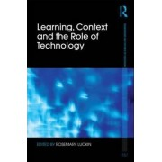 Re-designing Learning Contexts by Rosemary Luckin