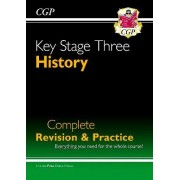KS3 History Complete Study and Practice by CGP Books