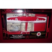 Texaco Eaglet A Modified Franklin Ulity Glider Wings Of Texaco Die Cast Coin Bank