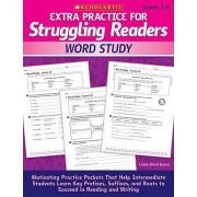 Word Study, Grades 3-6 by Linda Ward Beech
