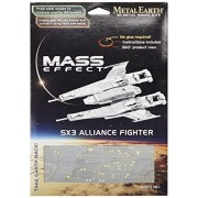 Corte láser Mass Effect 3D-Corte Laser Modelo SX3 Mass Effect 3D Modelo SX3