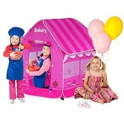 GigaTent My First Bakery Play Tent Pink
