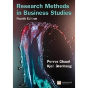 Research Methods in Business Studies by Pervez Ghauri