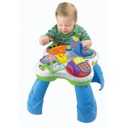 Fisher-Price Laugh & Learn Fun with Friends Musical Table Activity Center by Fisher-Price