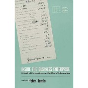 Inside the Business Enterprise by Peter Temin