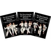 ENCYCLOPAEDIA OF TAEKWON-DO PATTERNS, 3 Volume Set by Stuart Anslow Paul