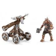 Schleich Ballista with Armourer Toy Figure