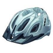 Ked - Casco per ciclista Certus K-Star, Argento (Argento opaco), 55-63 cm