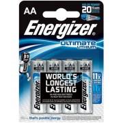 Baterii AA Energizer 7638900262643, 1.5V, 4 buc