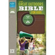 The Great Outdoors Bible for Kids, NIV by Zondervan