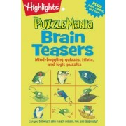 Brain Teasers by Highlights for Children