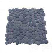 Mozaic Pebble Black Mat