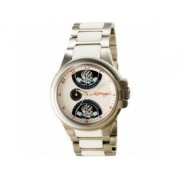 Ed Hardy EDSP-SSP Mens Speeder White Bracelet Watch