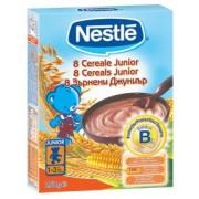 Nestle 8 Cereale Junior cu Bifidus BL - 250g