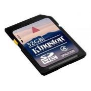 Kingston Minneskort Kingston 32 GB SDHC-kort