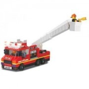 Fire Engine with Sound and Light