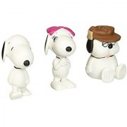 Schleich North America Snoopy & His Siblings Scenery Pack