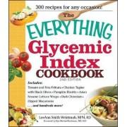 The Everything Glycemic Index Cookbook by LeeAnn Weintraub Smith
