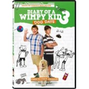DIARY OF A WIMPY KID 3 DOG DAYS DVD 2012