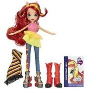 My Little Pony Equestria Girls Sunset Shimmer Doll