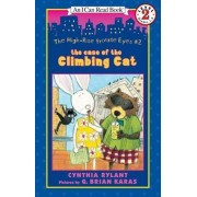 The Case of the Climbing Cat by Cynthia Rylant