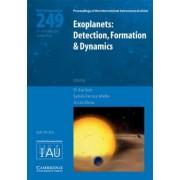 Exoplanets: Detection, Formation and Dynamics (IAU S249) by Ji-Lin Zhou