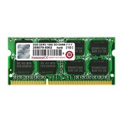 Transcend 2GB, DDR3, PC3-8500, 204Pin DIMM, CL7, 128Mx8