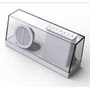 Boxa portabila SARDiNE SDY033, Bluetooth v2.1 EDR, 5W, Radio FM, 1800mAh, Alb