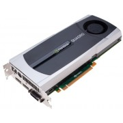 PNY VCQ5000-ISV-PB NVIDIA Quadro 5000 2.5GB scheda video