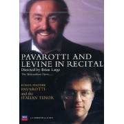 Luciano Pavarotti, James Levine - Pavarotti & Levine In Recital/pavarotti & The Italian Tenor (DVD)