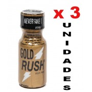 Gold Rush 24ml - 03 unidades