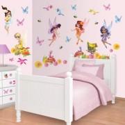 Walltastic - Magical Fairies Room Decor Kit