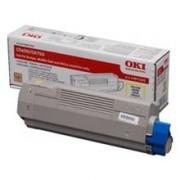 OKI Toner yellow 2000pages C5650 C5750 - 43872305