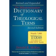 The Westminster Dictionary of Theological Terms by Donald K. McKim