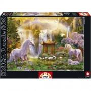 Puzzle Valea Unicornilor 500 piese