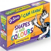 Dr Seuss I Can Learn! Shapes & Colours Learning Cards by Seuss. Dr