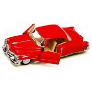 Kinsmart 1953 Cadillac Series 62 Coupe (Red)