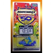 Matchbox Across America 50th Birthday Series Colorado Snowmobile
