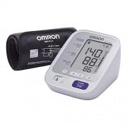 Omron M3 Comfort - Monitor de presión arterial automático de brazo, color blanco
