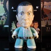 """Titans Alien The Nostromo Collection 3"""" Vinyl Figure - ASH CHASE(1/40 Rarity) ~ Opened to Identify"""