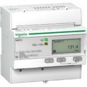 Schneider - Contador de energía digital trifásico iem3275 63 a indirecta lon