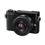 "Panasonic Lumix DMC-GM5 Cámara EVIL de 16 Mp (pantalla 3"", estabilizador óptico, vídeo Full HD), color negro Kit cuerpo cámara con objetivo 12-32 mm (importado)"