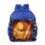 Lego Ninjago Children School RoyalBlue Backpack Bag